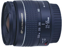 Canon EF22-55mm f/4-5.6 USM wide zoom lens