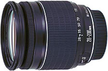 Canon EF28-200mm f/3.5-5.6 standard zoom lens