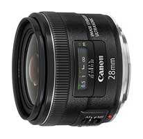 EF28mm f/2.8 IS USM wide angle lens
