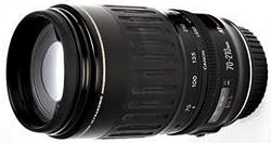 Canon EF70-210mm f/3.5-5.6 USM telephoto zoom lens