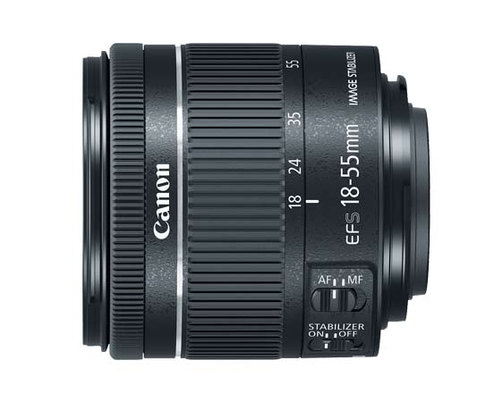 canon 18-55 f4-5.6 is stm